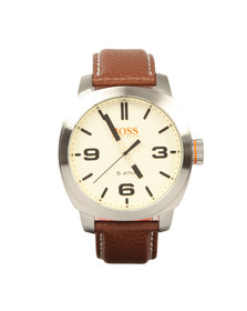 Boss Orange Mens Brown Cape Town Watch