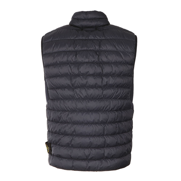Stone Island Mens Blue Packable Down Gilet main image