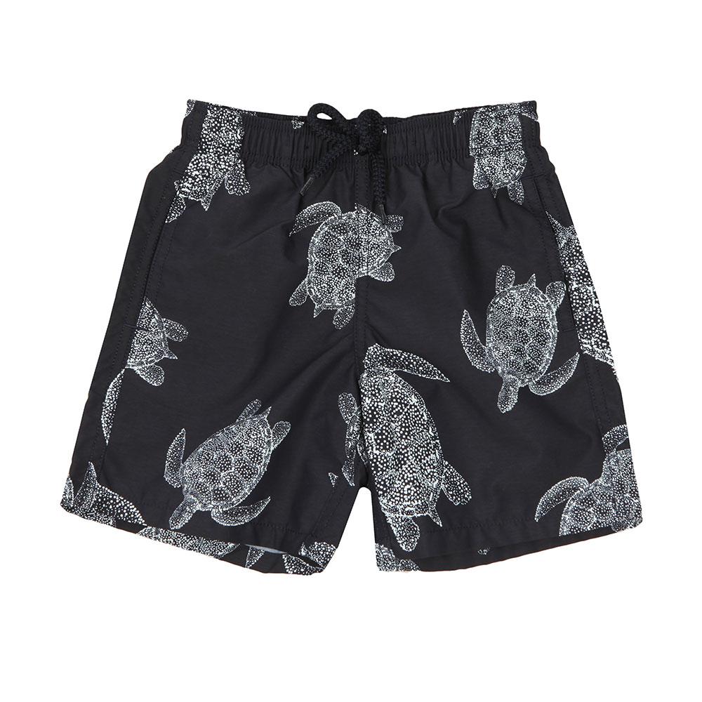 Classic Style Turtle Swim Shorts main image