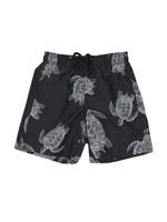 Classic Style Turtle Swim Shorts