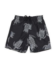 Vilebrequin Boys Blue Classic Style Turtle Swim Shorts