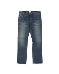 Armani Junior  Boys Blue Slim Jean
