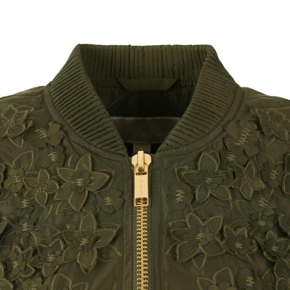 Light Weight Embroidered Bomber Jacket main image