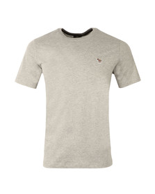 Paul Smith Mens Grey New Zebra Logo T Shirt