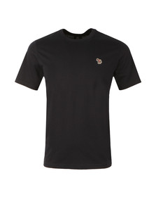 Paul Smith Mens Blue New Zebra Logo T Shirt