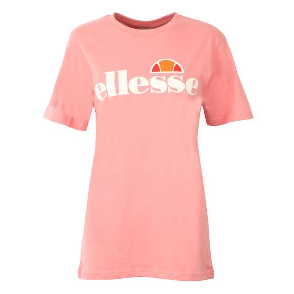 Ellesse Womens Pink Albany T Shirt main image