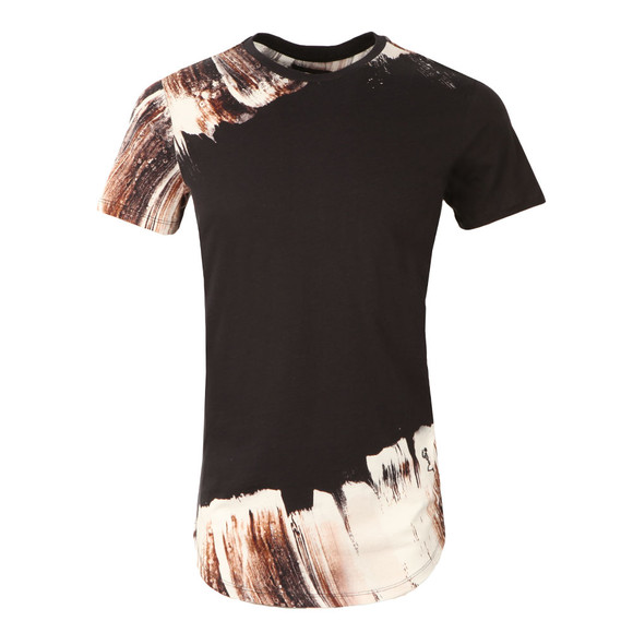 Religion Mens Red Occult Stripe Tee main image