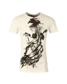Religion Mens White Thorn Tee