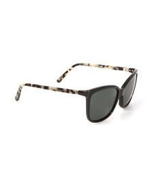 Kate Spade Womens Black Kasie Sunglasses