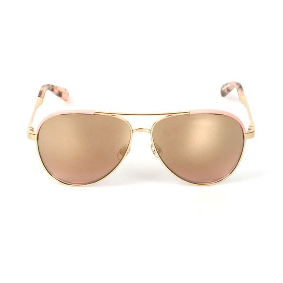 Kate Spade Womens Pink Amarissa Sunglasses main image