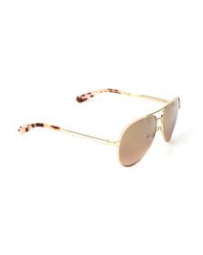 Kate Spade Womens Pink Amarissa Sunglasses