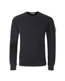 Stone Island Mens Blue Stone Island Navy Sweat Top