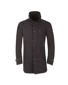 G-Star Mens Blue Garber Trench Coat