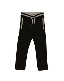 BOSS Bodywear Boys Black Logo Jogger