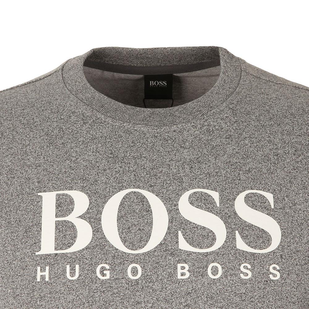 Large Boss Logo Sweatshirt main image