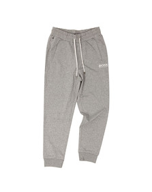 Boss Mens Grey Large Boss Logo Sweatpant