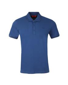 Hugo Mens Blue Daymont Polo Shirt