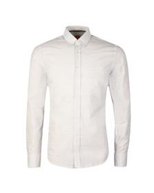Boss Orange Mens White Epreppy Shirt