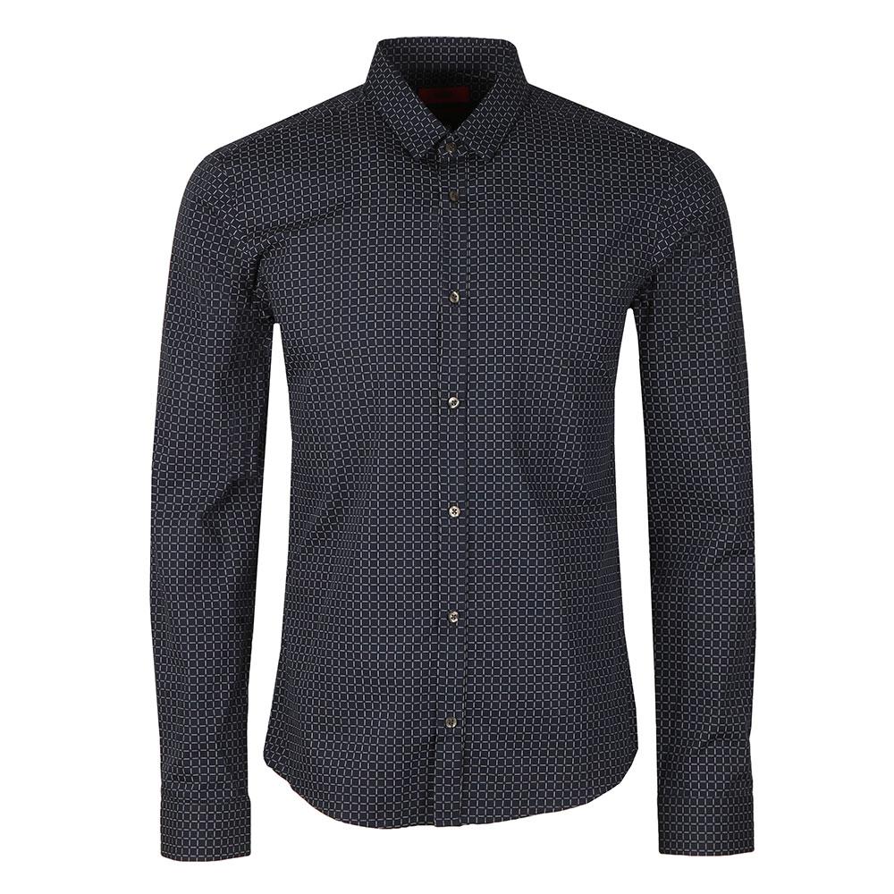 Ero3 L/S Patterned Shirt