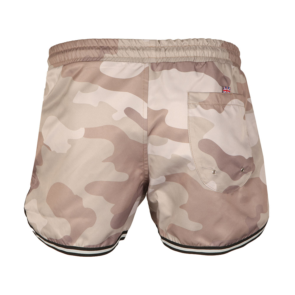 Camouflage Swim Shorts main image