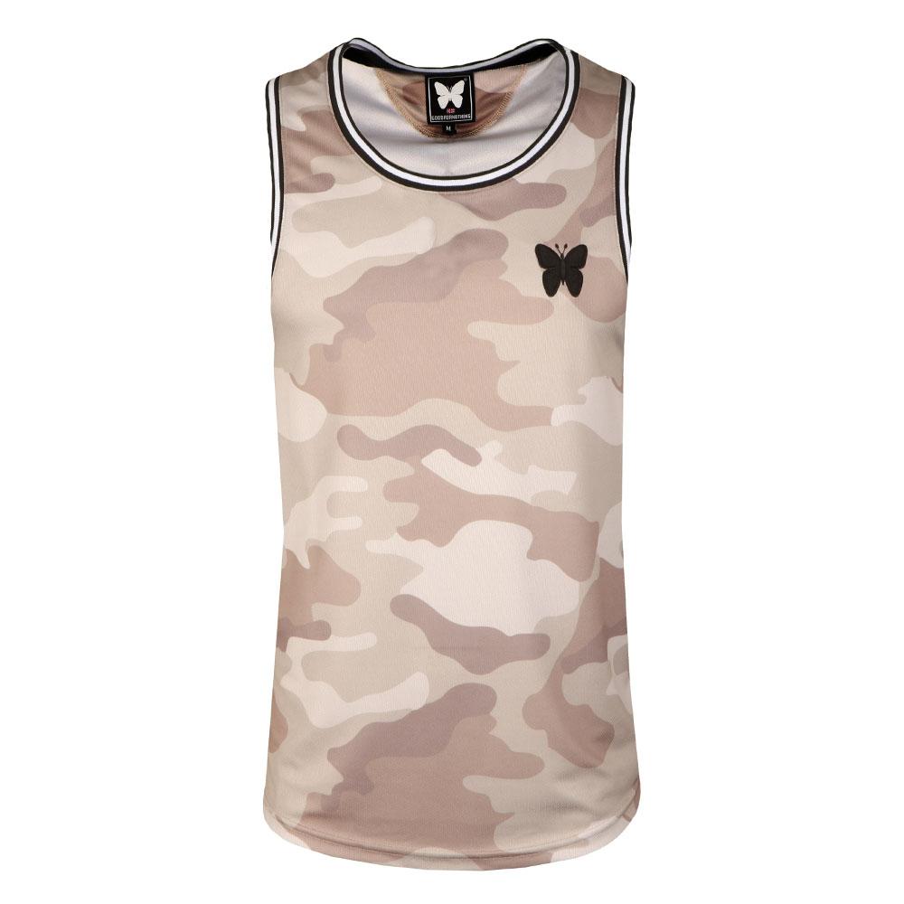 Camouflage Vest main image