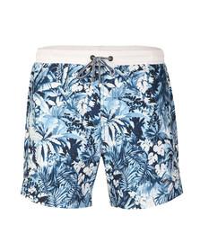 Boss Mens Blue Mandarinfish Swim Short