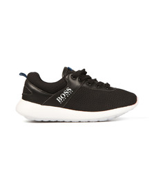 Boss Boys Black J29130 Trainers