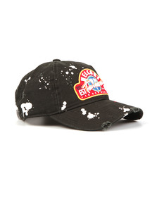 Twinzz Mens Black Welcome Pitcher Cap