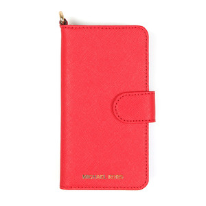 Saffiano Leather Folio Phone Case