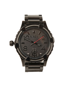 Nixon Mens Black 51-30 Vader Star Wars Watch