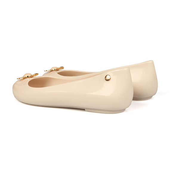 Vivienne Westwood Anglomania X Melissa Womens Off-White Space Love 18 Pearl Orb Shoe main image