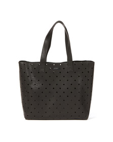 Superdry Womens Black Spot Elaina Tote
