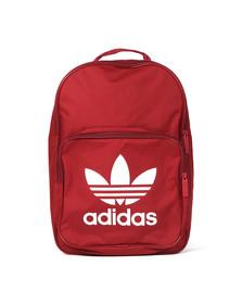Adidas Originals Mens Red Trefoil Backpack