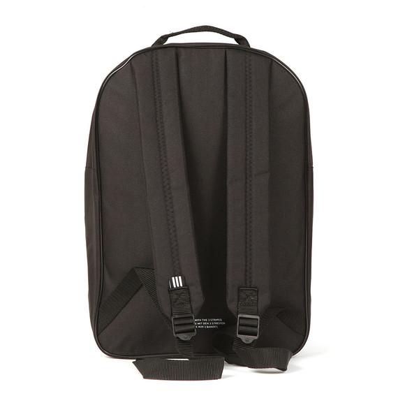 Adidas Originals Mens Black BK6723 Backpack main image