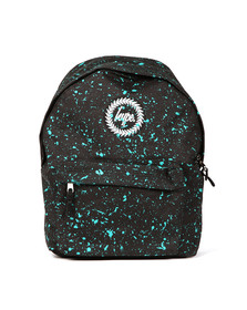 Hype Unisex Black/mint Speckle Backpack