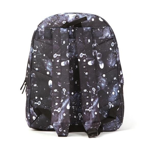 Hype Unisex Multicoloured Fingerprint Backpack main image