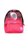 Hype Unisex Multicoloured Moon Fade Backpack