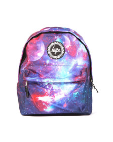 Hype Unisex Multicoloured Deep Cosmo Backpack