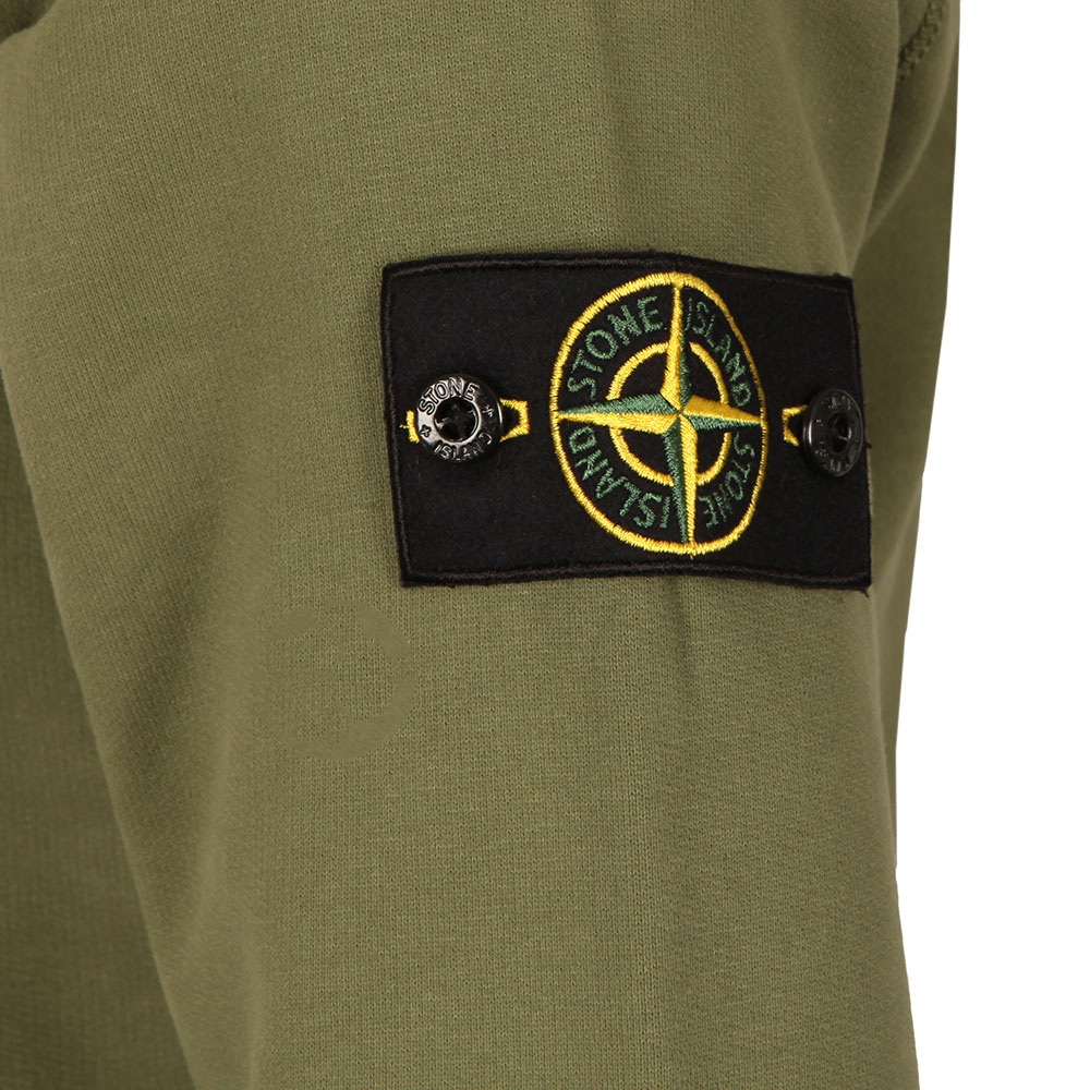Overhead Sleeve Badge Hoody main image