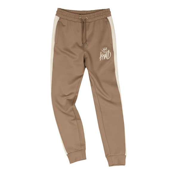 Kings Will Dream Mens Grey Risha Poly Jogger main image