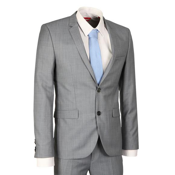 HUGO Mens Blue 2 Piece Suit