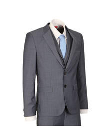 Hugo Mens Blue 3 Piece Suit