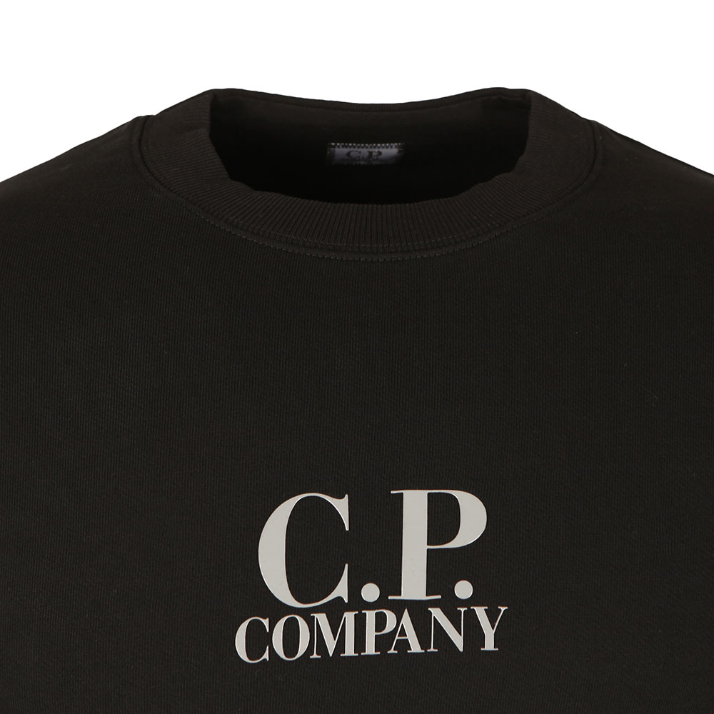 Printed Logo Crew Sweatshirt main image