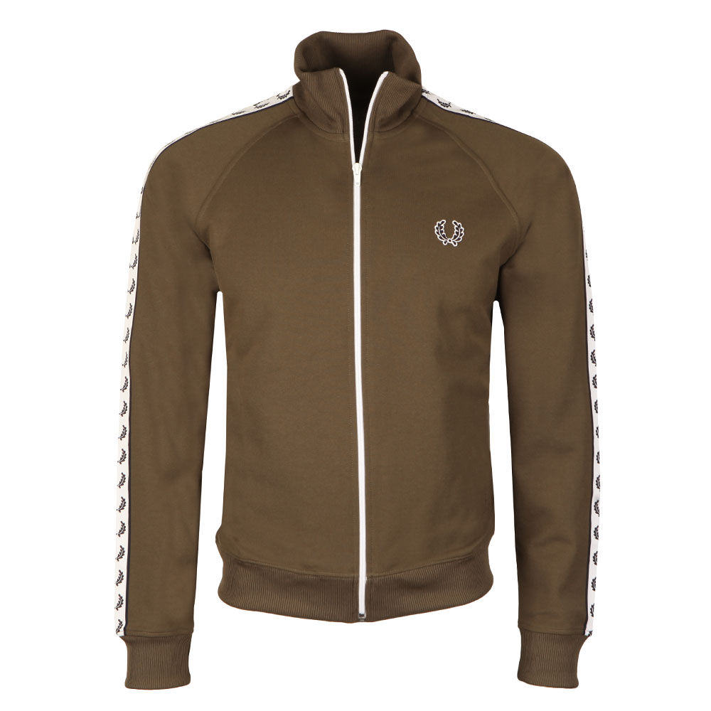 Laurel Wreath Track Top main image