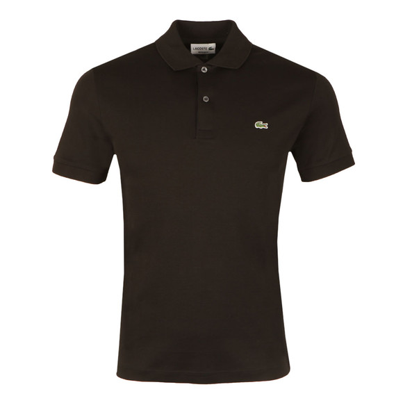 Lacoste Mens Black DH2050 Polo main image
