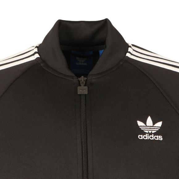 Adidas Originals Mens Black SST Track Top main image