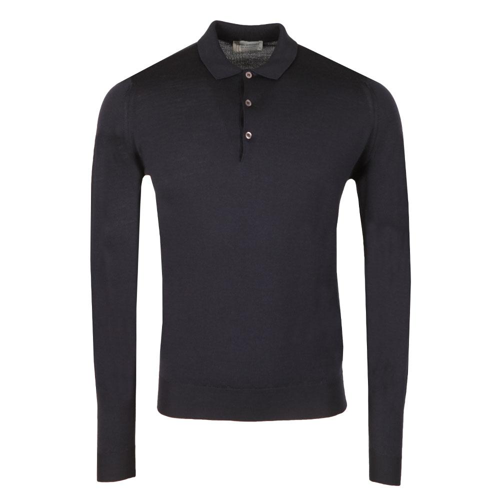 Belper Long Sleeve Polo Shirt