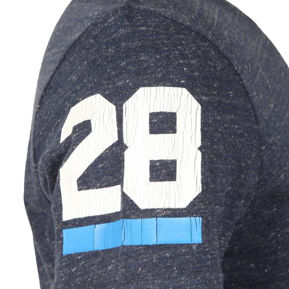 Superdry Mens Blue S/S Vintage Logo Duo Tee main image