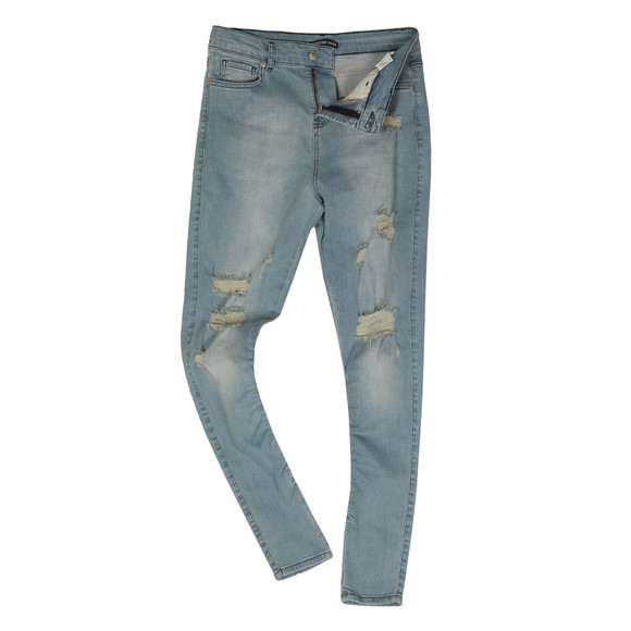 Good For Nothing Mens Blue Ripped Jean main image