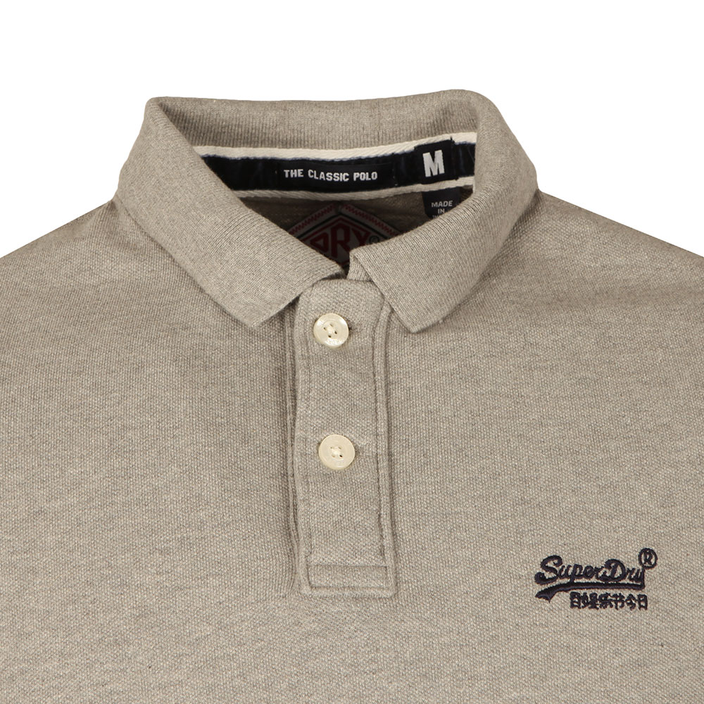 S/S Classic Pique Polo main image